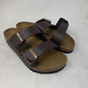 Birkenstock Men's Arizona Sandal Mocha 051703